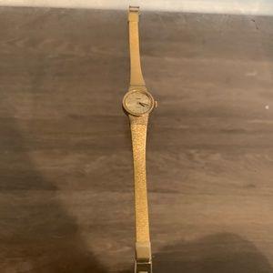 Accessories - Gold Vintage watch